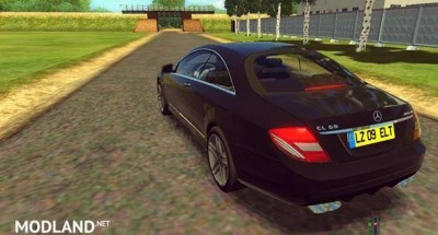 Mercedes-Benz CL65 AMG [1.2.2], 1 photo